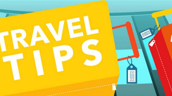 Travel tips: for airplanes, trains and cars
